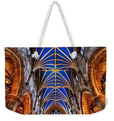 St Giles Cathedral Edinburgh Weekender Tote Bag