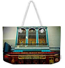 St. James Theatre Balcony Weekender Tote Bag