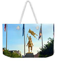 St Joan At Midday Weekender Tote Bag