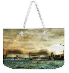 St. Lawrence Seaway Weekender Tote Bag