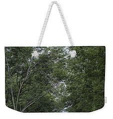 Weekender Tote Bag featuring the photograph St Louis Arch by Lynn Geoffroy
