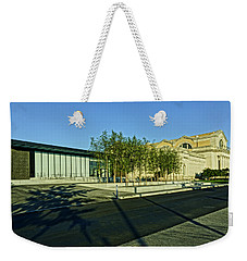 St Louis Art Museum New And Old Weekender Tote Bag