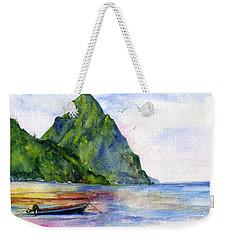 St. Lucia Weekender Tote Bag