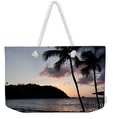 St. Lucian Sunset Weekender Tote Bag