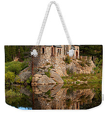 Weekender Tote Bag featuring the photograph St. Malo by Jim Garrison