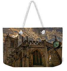 St Martin Coney Street In York Weekender Tote Bag