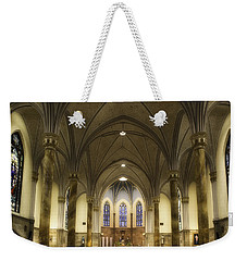 St Mary's Catholic Church Weekender Tote Bag