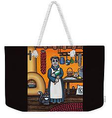 St. Pascual Making Bread Weekender Tote Bag