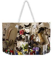New Orleans St Roch Cemetery Weekender Tote Bag
