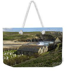 St Winwaloe Gunwalloe Weekender Tote Bag