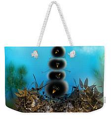 Stack O Fuzzies Weekender Tote Bag