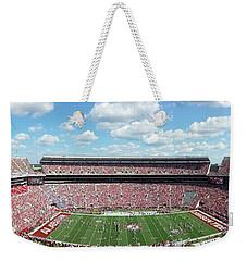 Stadium Panorama View Weekender Tote Bag