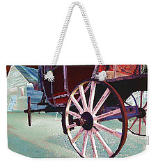 Stage Coach 1 Weekender Tote Bag