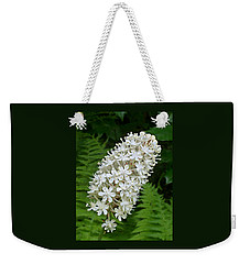 Stagger Grass Lily Weekender Tote Bag