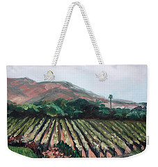 Stag's Leap Vineyard Weekender Tote Bag by Donna Tuten