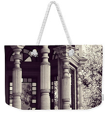 Stained Glass Memories Weekender Tote Bag by Melanie Lankford Photography