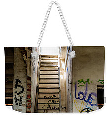 Stairway To Heaven? I Don't Think So... Weekender Tote Bag