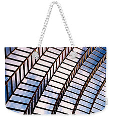Stairway To Heaven Weekender Tote Bag by Rona Black