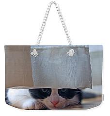 Stalking Me Weekender Tote Bag