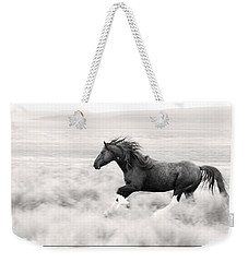 Stallion Blur Weekender Tote Bag