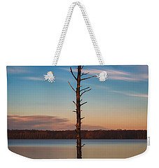 Stand Alone 16x9 Crop Weekender Tote Bag