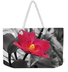 Stand Out Beauty Weekender Tote Bag