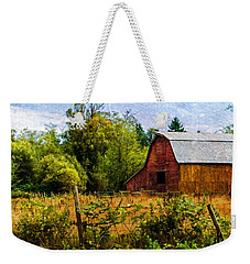 Standing The Test Of Time Weekender Tote Bag