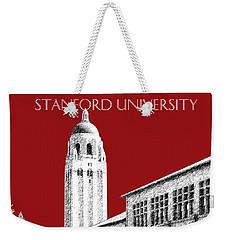 Stanford University - Dark Red Weekender Tote Bag