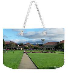 Stanford University Weekender Tote Bag