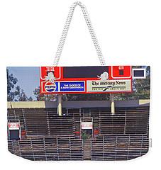 Stanford University Stadium In Palo Weekender Tote Bag