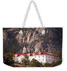 Stanley Hotel Estes Park Weekender Tote Bag