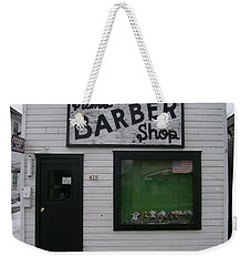 Stans Barber Shop Menominee Weekender Tote Bag