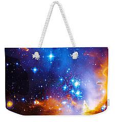 Stars As Diamonds Weekender Tote Bag