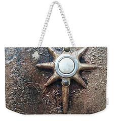 Star Doorbell Weekender Tote Bag