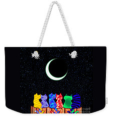 Star Gazers Weekender Tote Bag