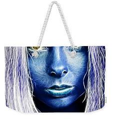 Star Girl Weekender Tote Bag