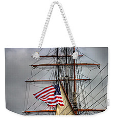 Star Of India Stars And Stripes Weekender Tote Bag