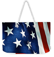 Star-spangled Banner Weekender Tote Bag