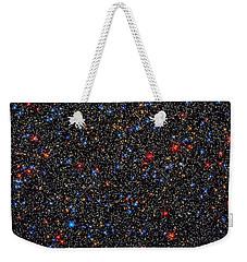 Star Wall Weekender Tote Bag