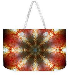 Starburst Galaxy M82 II Weekender Tote Bag