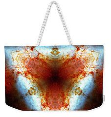 Starburst Galaxy M82 Vi Weekender Tote Bag