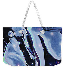 Starcrossed Lovers Weekender Tote Bag by Jane Schnetlage