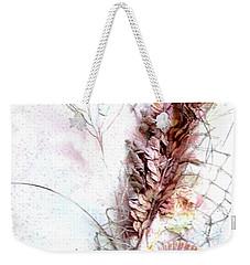 Starfish Is The Star Weekender Tote Bag