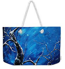 Stargazer Weekender Tote Bag by Meaghan Troup