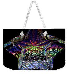 Starlight Weekender Tote Bag by Charlie Brock
