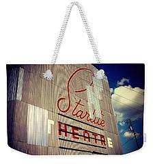 Starlite  Weekender Tote Bag by Trish Mistric