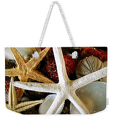 Stars Of The Sea Weekender Tote Bag