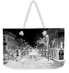 State Street Madison Weekender Tote Bag