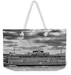 Staten Island Ferry 10484 Weekender Tote Bag