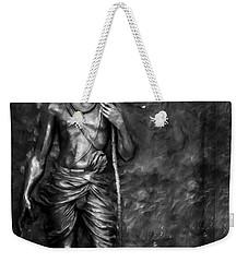 Statue Of Lord Sri Ram Weekender Tote Bag